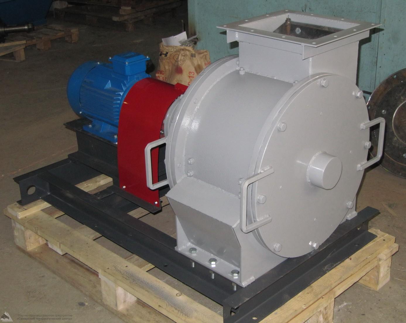 Дробилка мельница молотковая дробилка для древесных отходов дс10